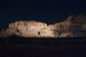 Canyonlands Moab UT  4 sec. f/4