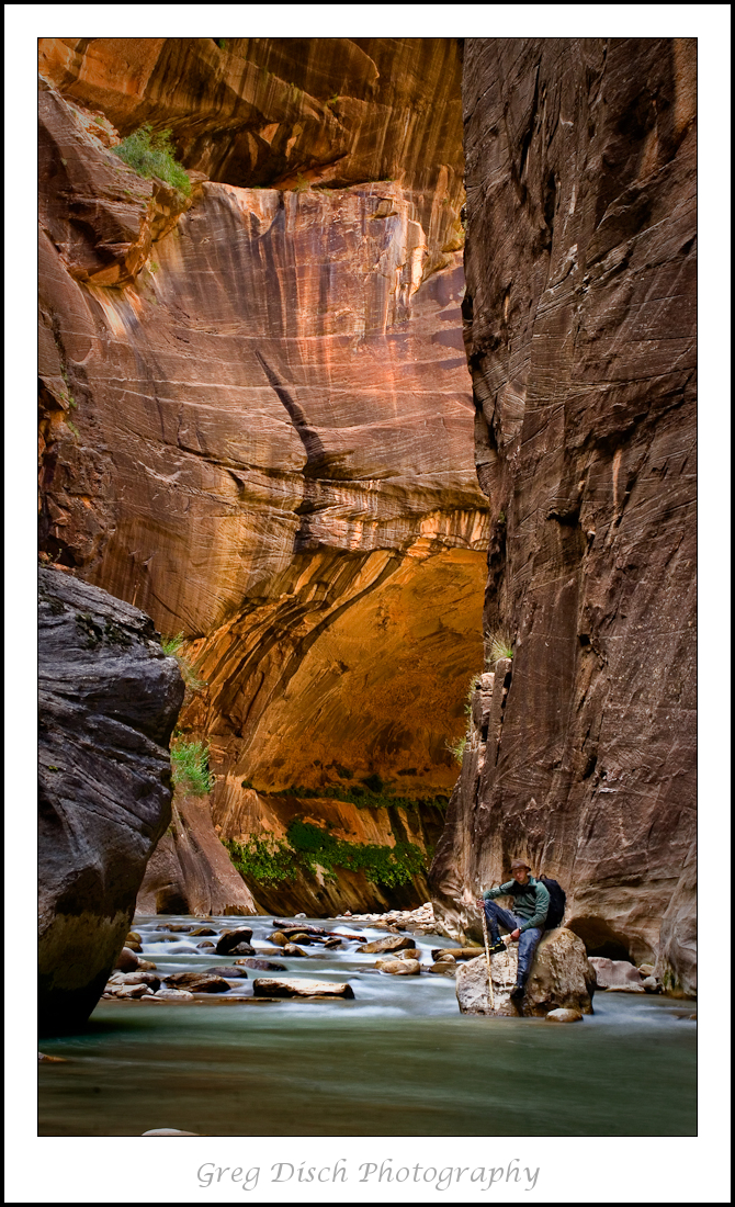 The diverse trek through Zion's premier canyon is one of the most touted and breathtaking adventures in America. Extraordinary beauty and unique character describe this amazing gorge.