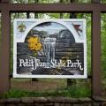 Petit Jean State Park near Morilton Arkansas.