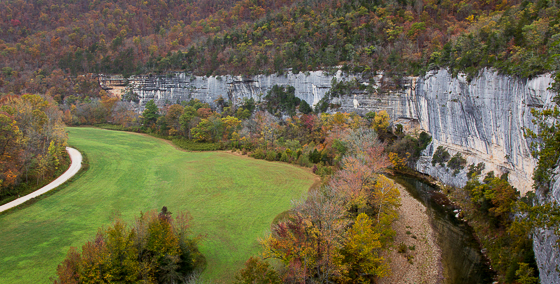 Roark Bluff Steel Creek Campground 20121025-_MG_3072-