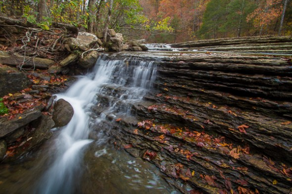Six Finger Falls Richland Creek 20121024-_MG_2723-