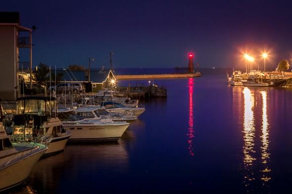 Algoma Pierhead Lighthouse 20120718-IMG_6491--2