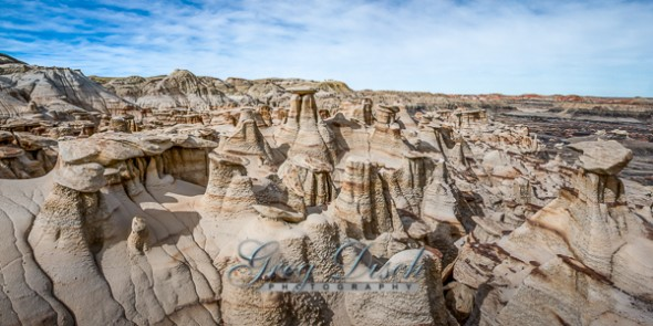 Bisti - De-Na-Zin Wilderness Area New Mexico 20150124-_MG_1163_4_5-Edit