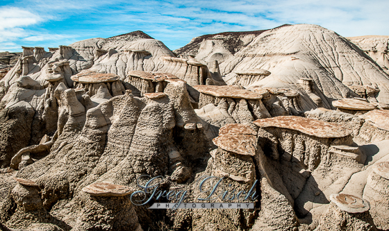 Bisti - De-Na-Zin Wilderness Area New Mexico 20150124-_MG_1500-Edit