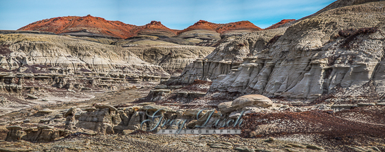 Bisti - De-Na-Zin Wilderness Area New Mexico 20150124-_MG_1692-Edit