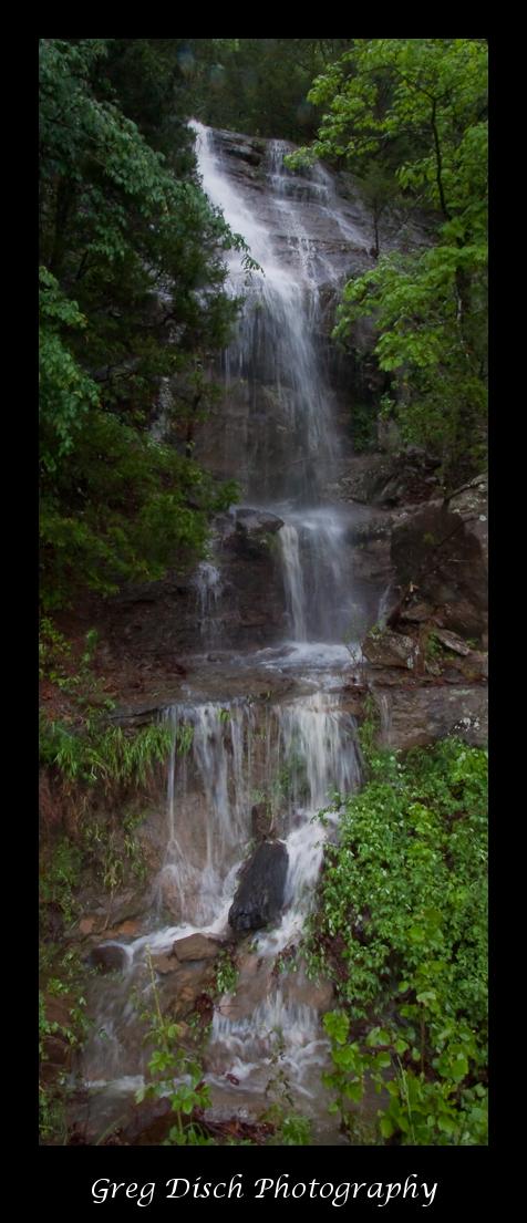 Waterfall Photo Shoot Greg Disch Photography
